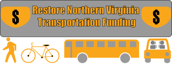 Featured Image for Restore Northern Virginia Transportation Funding